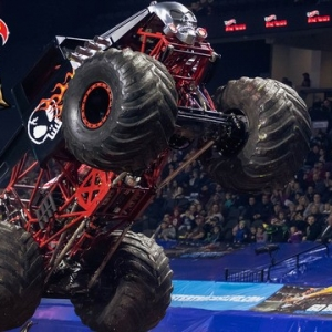Things to do in Oklahoma City North, OK for Kids:  Hot Wheels Monster Trucks Live, Chesapeake Energy Arena