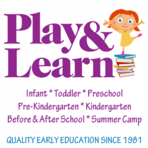 Play & Learn- Blue Bell