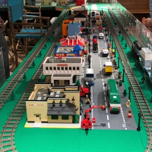DC Metro Area LEGO (R) Train Club