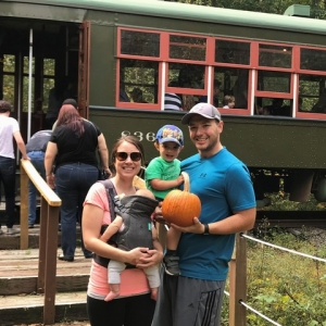 Things to do in South Windsor, CT for Kids: Pumpkin Patch Trolley, Connecticut Trolley Museum