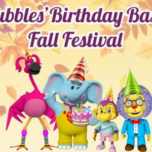 Things to do in Wesley Chapel-Lutz, FL for Kids: Bubbles' Birthday Bash - TLE Turns 2!!, The Learning Experience - New Tampa