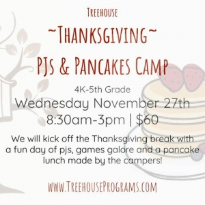 Things to do in Madison, WI: PJ's & Pancakes Camp