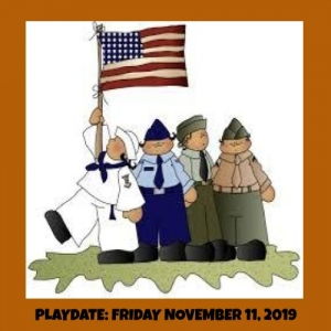 Things to do in Burlington-Winchester, MA for Kids: Veteran's Day Playdate, Kidstock! Creative Theater