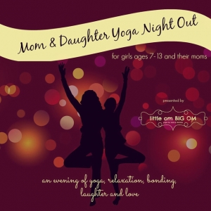 Madison, WI Events: Mom & Daughter Yoga Night Out