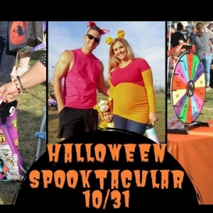 Things to do in Chino Hills-Diamond Bar, CA for Kids:  Halloween Spooktacular, Ruben S. Ayala Park