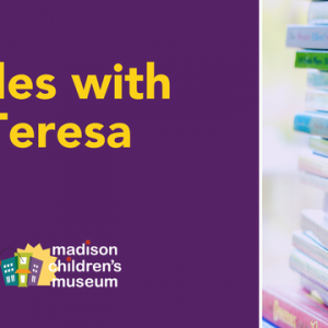 Madison, WI Events: Tales with Teresa