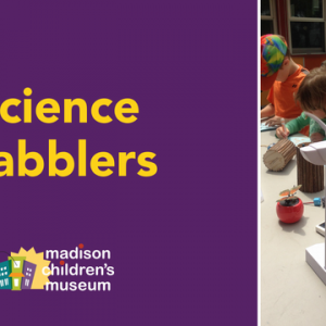 Madison, WI Events: Science Dabblers