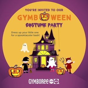 Brookline-Norwood, MA Events for Kids: Gymboween ~ Indoor 10:30am