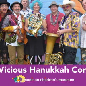 Madison, WI Events: Yid Vicious Hanukkah Concert