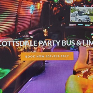 Scottsdale Party Bus & Limo