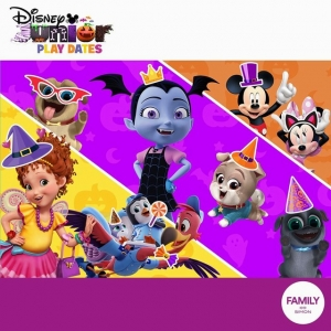 Things to do in Oklahoma City North, OK:  Disney Halloween Play Date