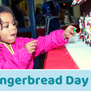 Madison, WI Events: Gingerbread Day