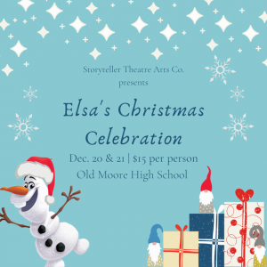 Things to do in Oklahoma City North, OK: Elsa's Christmas Celebration