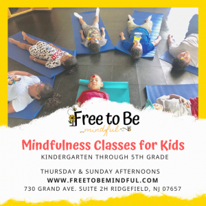 Free to Be Mindful - Mindfulness Classes for Kids
