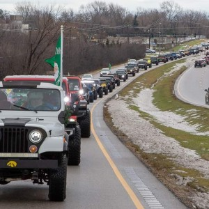 Jeeps On The Run