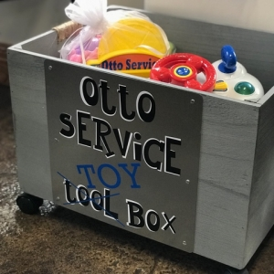 Otto Service of Kansas City Inc.: Bless Someone with a Random Act of Kindness