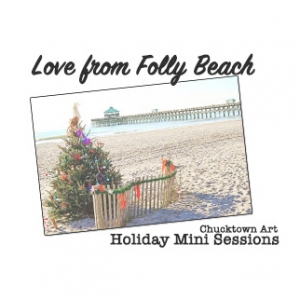 Things to do in Charleston, SC for Kids: Folly Holiday Mini Photography Sessions, Chucktown Art