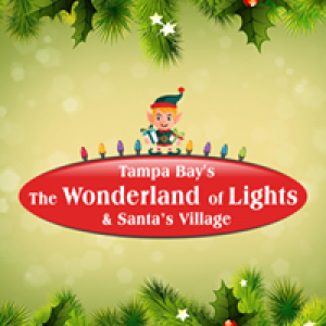 Wonderland Of Lights - Tampa Bay FL