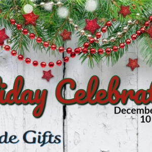 Things to do in Bridgewater NJ for Kids: Sunnyside Gifts' Holiday Celebration, Sunnyside Gifts