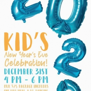 Things to do in Cape May County, NJ for Kids: Kids New Year's Eve at Mudhen, Mudhen Brewing Company