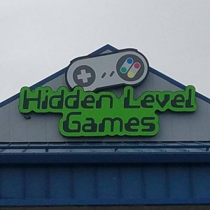 Hidden Level Games