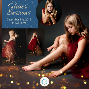 Burbank, CA Events: Glitter Portrait Sessions