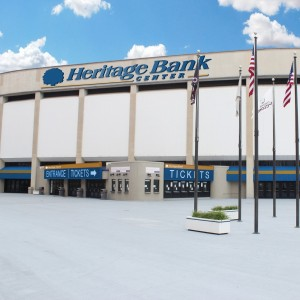 US Bank Arena (Now the Heritage Center)