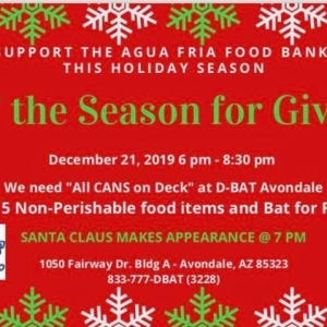 Support The Agua Fria Food Bank!
