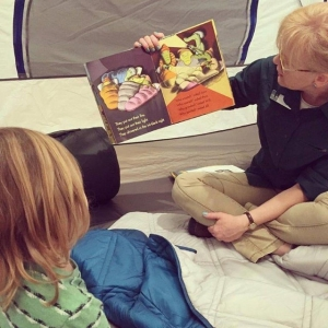 Tent Tales for Tykes: Storytime