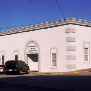 Gainesville Library HQ