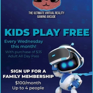 Myrtle Beach, SC Events: All  Day Kids Play Free