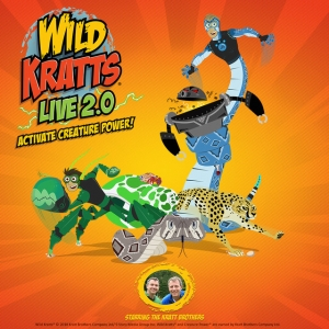 Things to do in Richmond West End, VA for Kids: Wild Kratts LIVE 2.0, Altria Theater