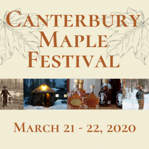 Canterbury Maple Festival