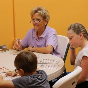 Kankakee County, IL Events: Grandparent and Me Bingo