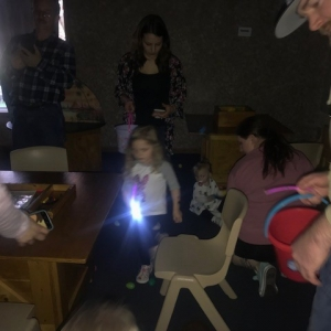 Kankakee County, IL Events: Glow in the Dark Egg Hunt