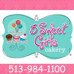 3 Sweet Girls Cakery: Mothers Day Treat & Flower Combo