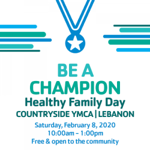 Countryside YMCA Health Family Day