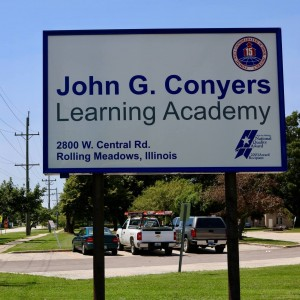 John G. Conyers Learning Academy