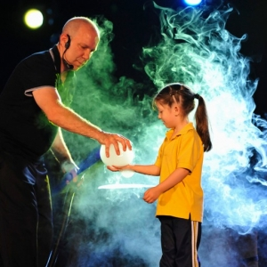 Things to do in Westfield-Clark, NJ for Kids: Jeff Boyer's Bubble Trouble, Union County Performing Arts Center