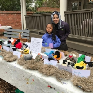 Things to do in Charlotte South, NC for Kids: Naturalist Egg Hunt, Wing Haven