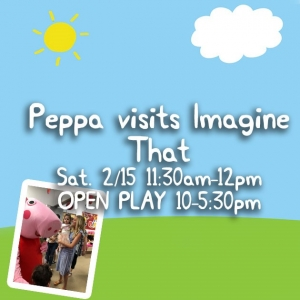 Meet and Greet with Peppa Pig