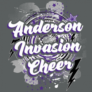 Anderson Invasion Champion Force Cheer