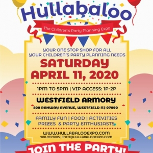 Things to do in Westfield-Clark, NJ for Kids: Hullabaloo The Children's Party Expo, Infinite Events of New Jersey