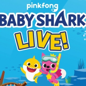 Cincinnati, OH Events for Kids:  Baby Shark Live