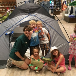 Tent Tales for Tykes