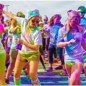 Arlington Heights-Palatine IL Events: Color Run 2K
