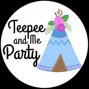 Teepee and Me Party