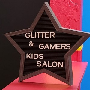 Glitter and Gamers