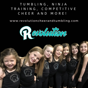 Revolution Cheer and Tumbling