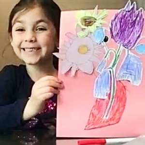 Southern Monmouth, NJ Events: Virtual LIVE Daytime Art Lessons